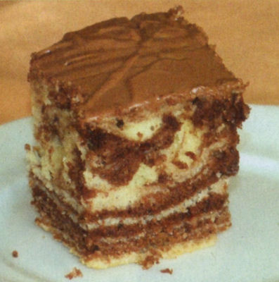 Kora brzozy ciasto