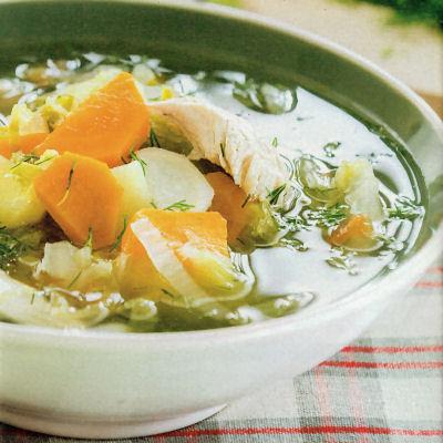 Zupa Z Kapusty Pekinskiej