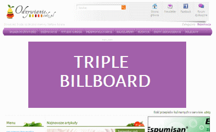 triple billboard