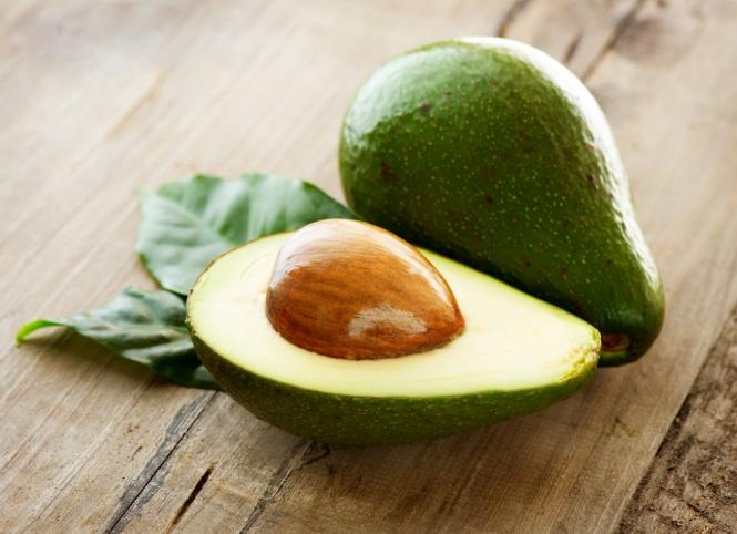 avocado kalorien fett