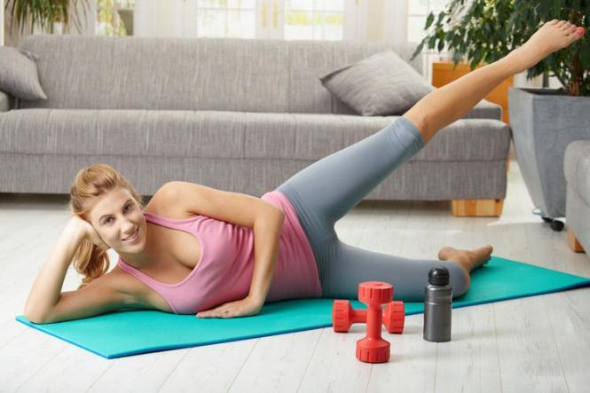Ćwiczenia odchudzające w domu – Jak skutecznie stracić na wadze? - sunela.eu