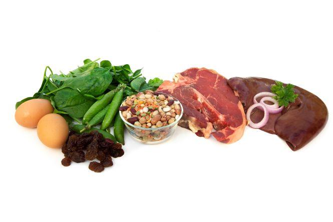 Dieta Przeciw Anemii Co I Jak Jesc Zeby Uzupelnic Zelazo