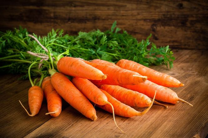 Znalezione obrazy dla zapytania wartości odżywcze marchewki